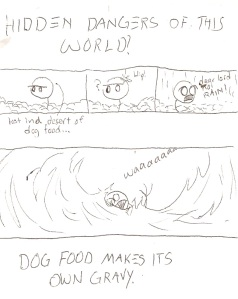 010 - Doomed by Doggie Dining