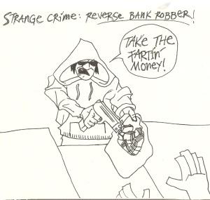 029 - STRANGE CRIME