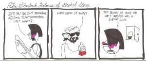 035 - The Sherlock Holmes of Alcohol Abuse