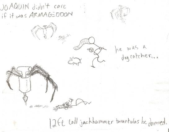 068 - Dogcatcher